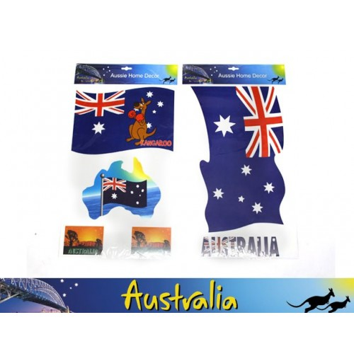Aussie Room Decor Stickers  30x50cm