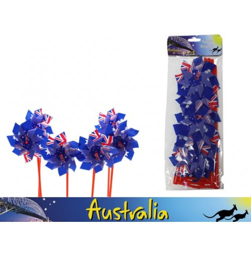 Windmill Aussie 6pk 25x10cm
