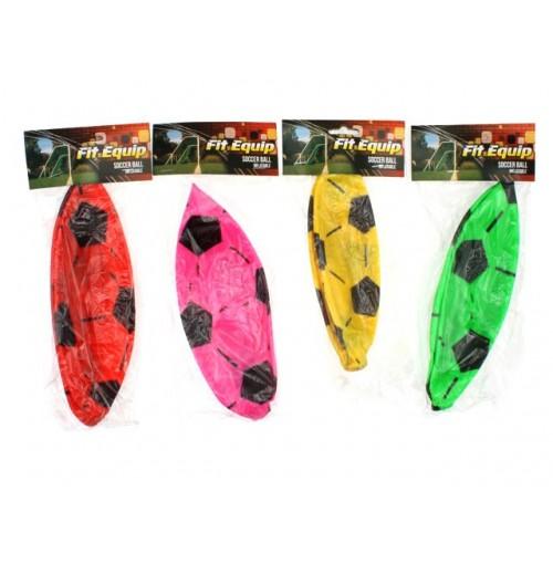 Soccer Ball Inflatable Pvc 1 Pump Per Inner