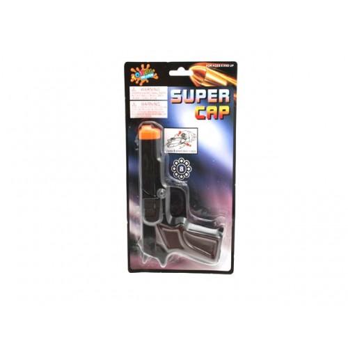 Cap Gun 8 Shot Burretta Style