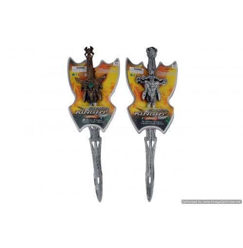 King Knight Swords 2 Asst Clrs