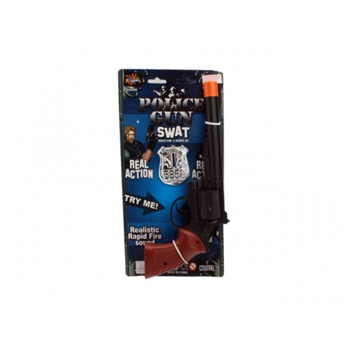 Gun Dirty Harry Police W/Badge