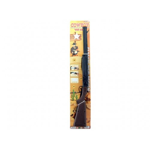 Rifle W/Cowboy Badge 68cm
