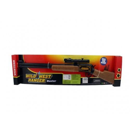 Rifle Wild West Ranger W/Sight & Sound B/o