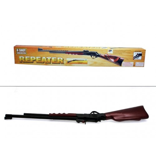 Western Rifle Repeater Cap Gun 83cm