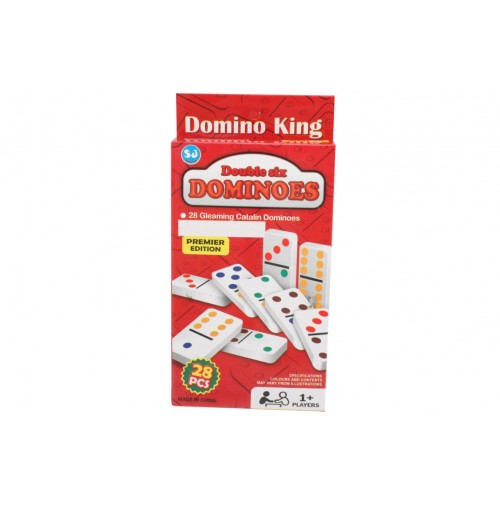 Dominos 28 Pce Box Set