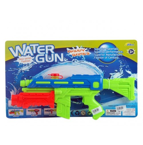 Water Gun Ak47 Pump Action