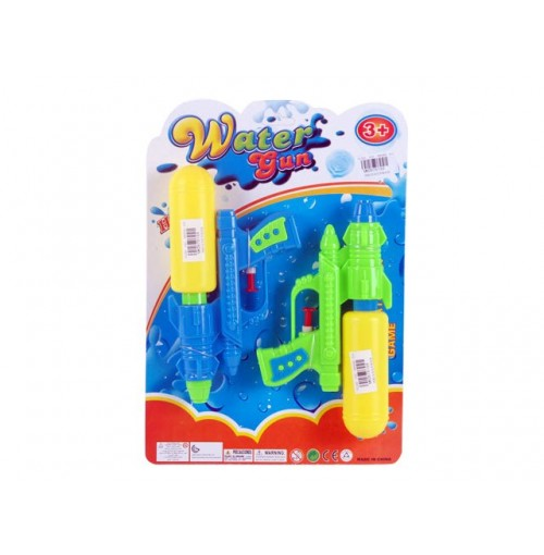 Water Gun 2pce W/ Cannister