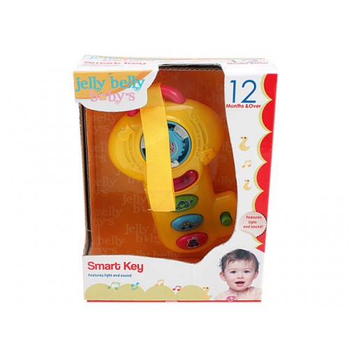 Baby Smart Toy Key W/Light & Sound