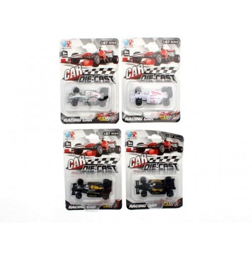 F1 Diecast Cars