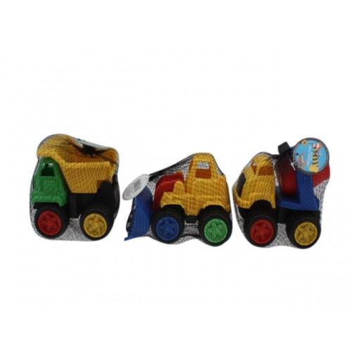 Construction Trucks 3 Asst