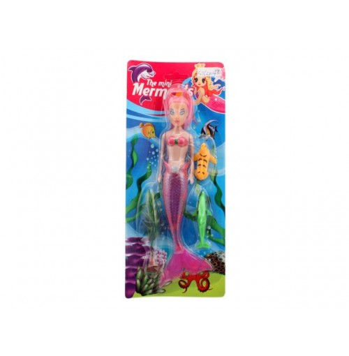 Mermaid Doll With Access