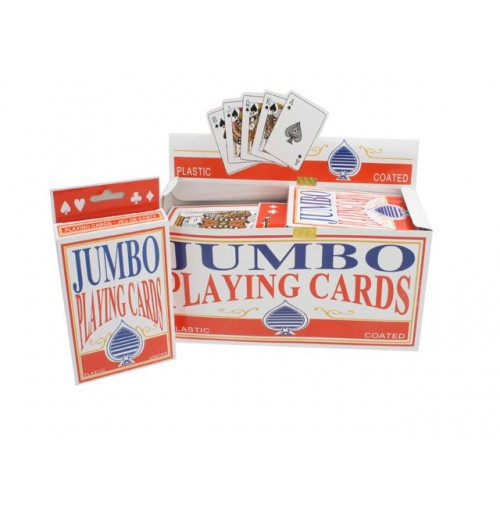 Playing Cards Jumbo