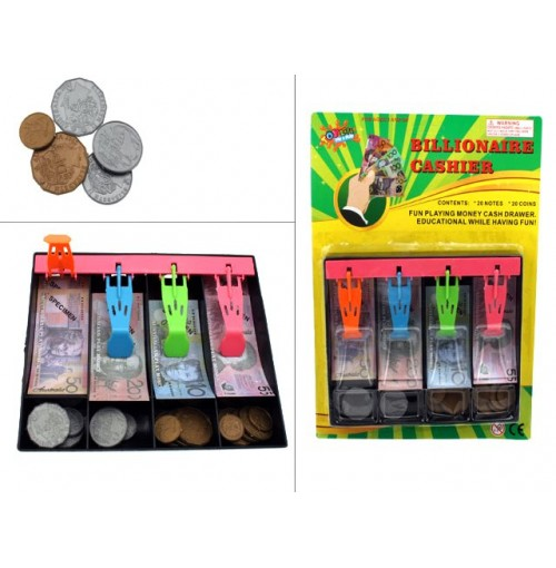 Play Money Australian Notes &Amp; Coins