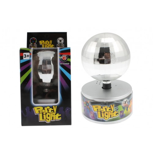Mirror Ball Party Light