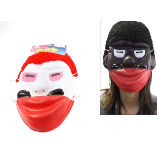 Mask Black & White Minstrel Show