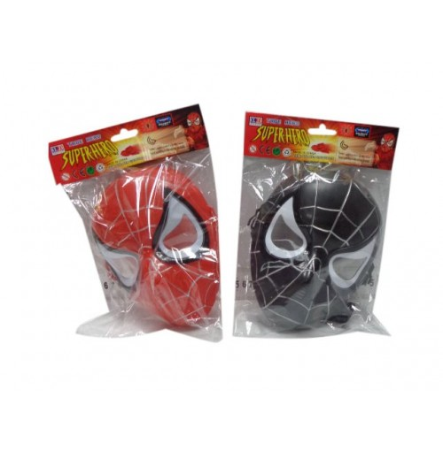 Spider Hero Mask 2 Assort
