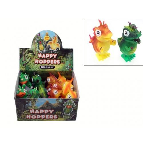 Happy Hoppers Dinosaur In Display