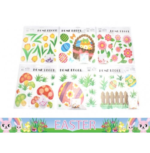 Easter Wall Decor 3d
