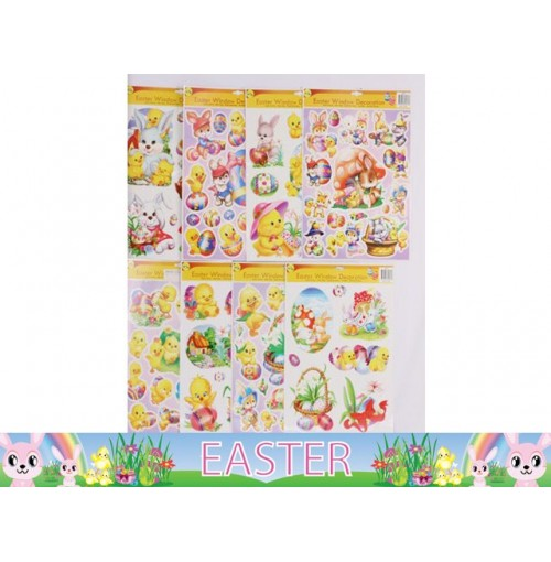 Easter Sticker Book 319pc