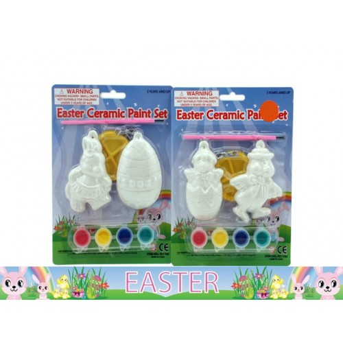 Easter Ceramic Paint Set