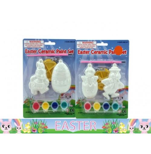 Easter Ceramic Paint Set