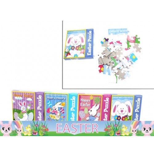 Easter Jigsaw Puzzle 48pc