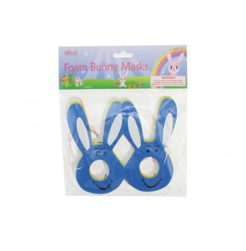 Bunny Mask Eva 4pce