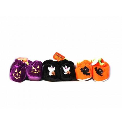 Halloween Baby Slippers