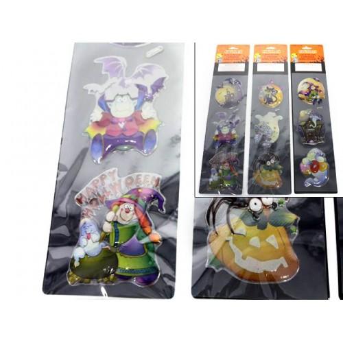 Halloween Stickers Jumbo Puffy