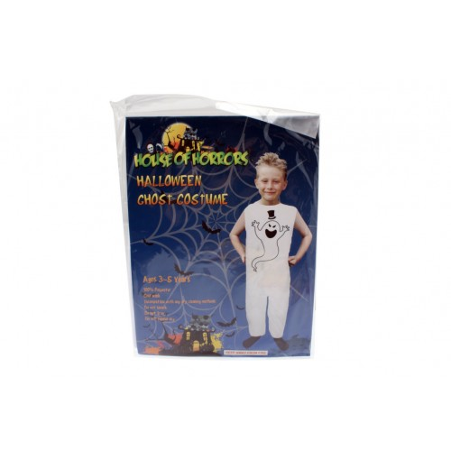 Halloween Costume Ghost Childs