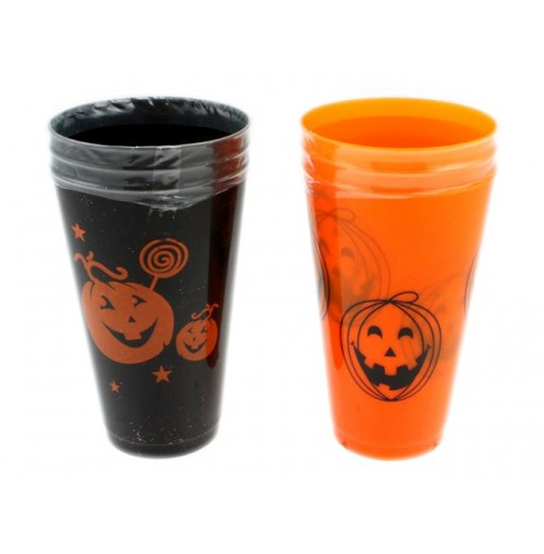 Halloween Cups 3pk
