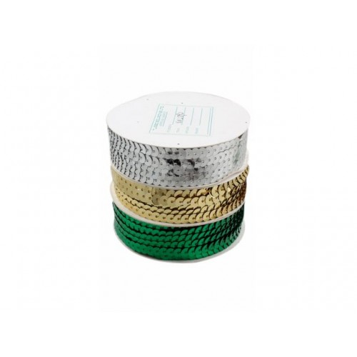 Xmas Glitter Tape 22mm X 1m