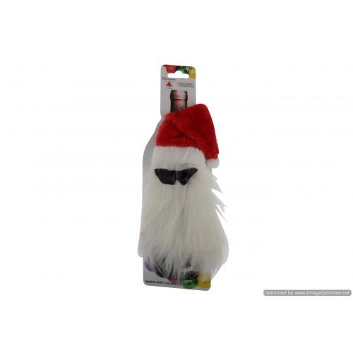 Xmas Cool Dude Santa Bottle Cover