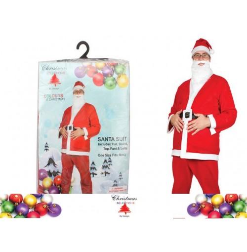 Santa Suit 5pc