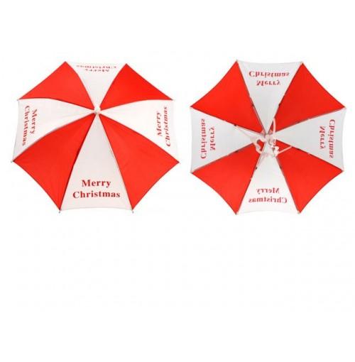 Xmas Umbrella  Hat 30cm