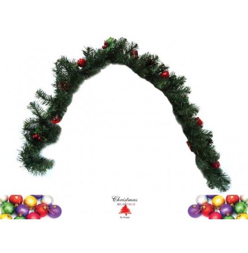 Xmas Pine Branch Traditional Premium 1.4m