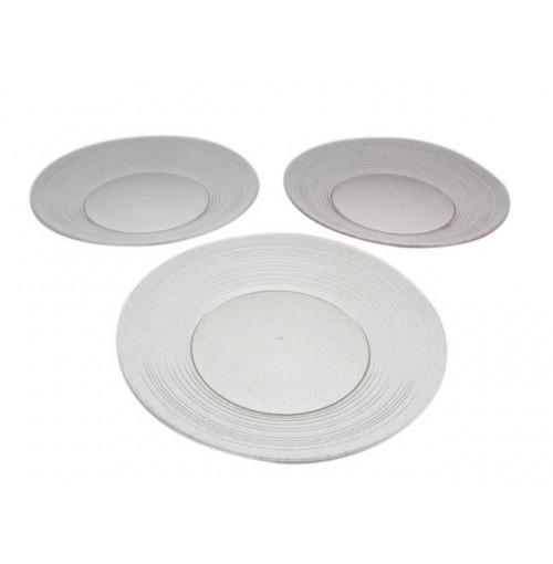 Portman Dinner Plate Series W/Glitter D/26.5cm Xmas