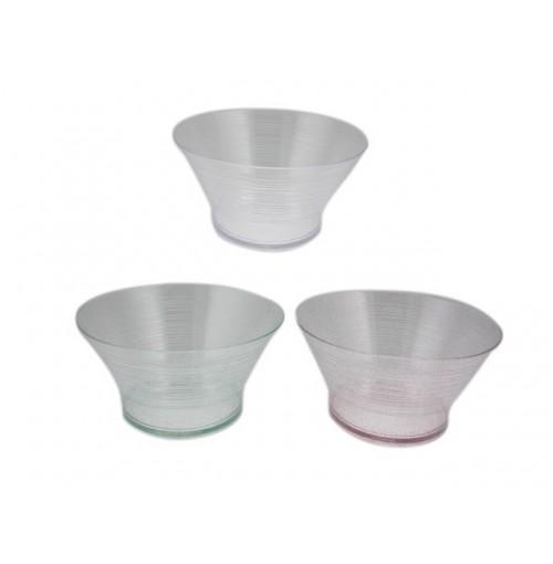 Portman Salad Bowl Series W/Glitter Xmas