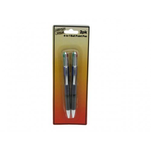 Pens Ball Point 4 In 1 S/2