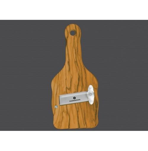 Gourmet Slicer Olive Wood