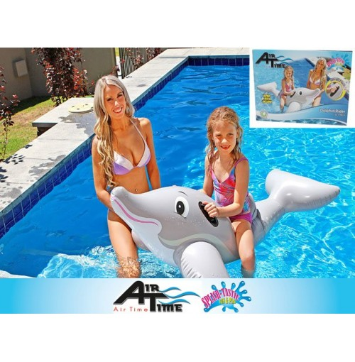 Dolphin Rider Airtime