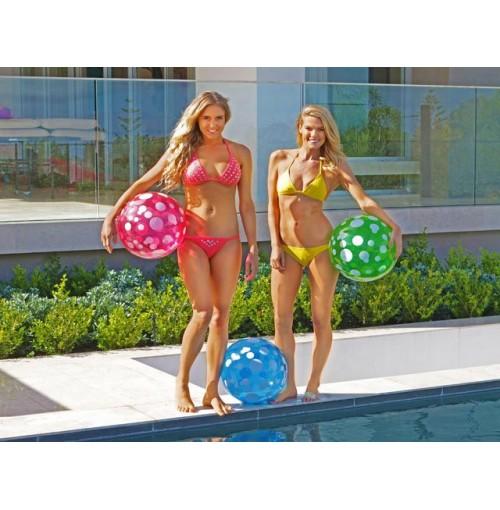 Beach Ball Dot Design