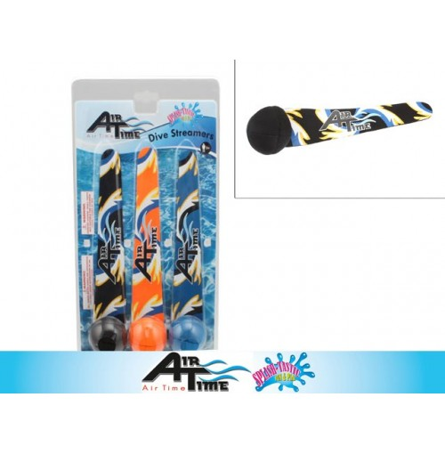 Airtime Dive Streamers 3pc