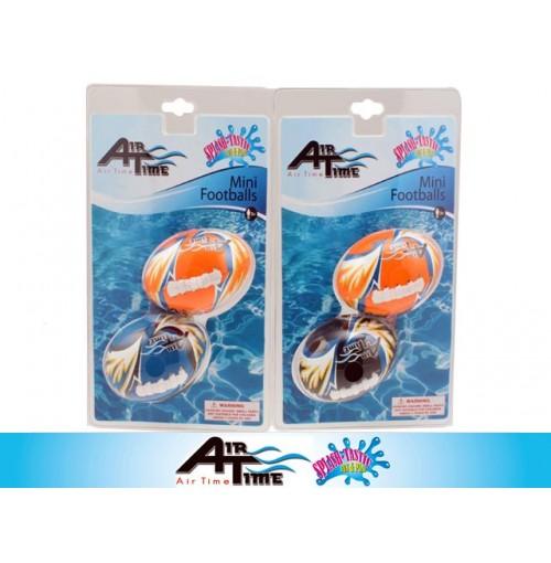 Airtime Mini Football 2pc