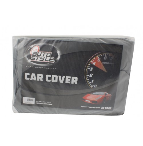 Car Cover Silver 480x175x120cm Medium