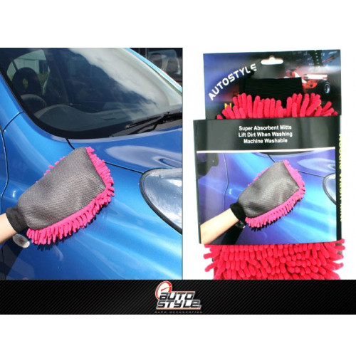 Show Car 2 In 1 Wash Mitt