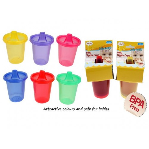 Sipper Cup Set Of 3