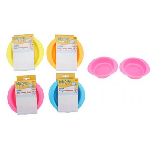 Baby Feeding Bowls 2pk