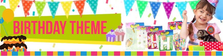 Birthday Theme